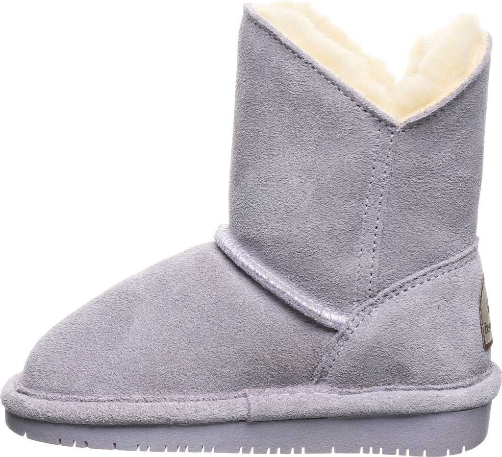 Infant Girls' Bearpaw Rosaline Toddler Toggle Boot, Wisteria Suede, large, image 3