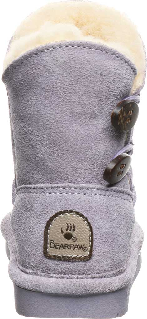 Infant Girls' Bearpaw Rosaline Toddler Toggle Boot, Wisteria Suede, large, image 4