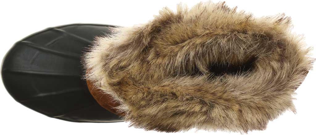 Women's Bearpaw Deborah Waterproof Duck Boot, Hickory II Suede, large, image 5