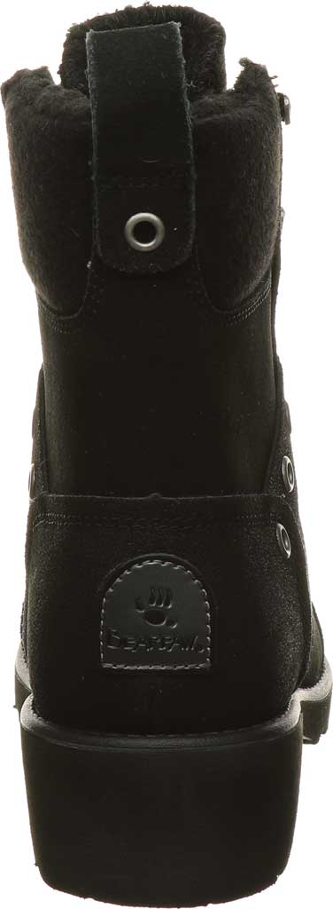 Women's Bearpaw Alicia Ankle Boot, Black II Suede, large, image 4