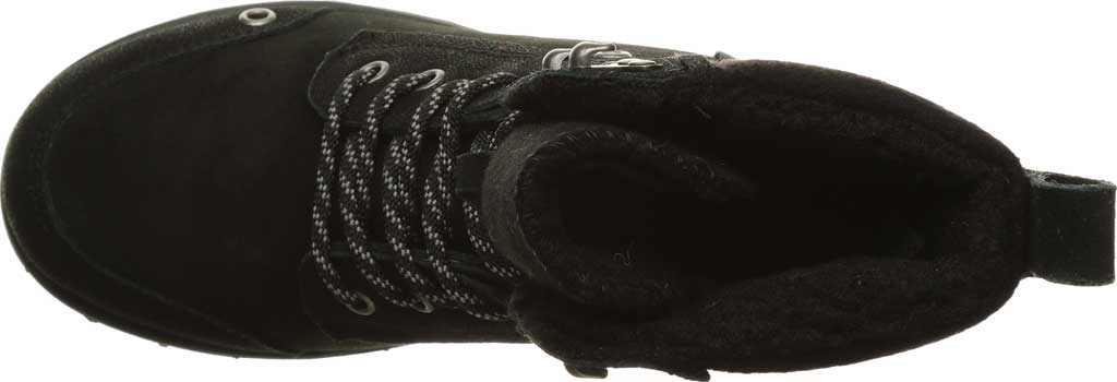 Women's Bearpaw Alicia Ankle Boot, Black II Suede, large, image 5