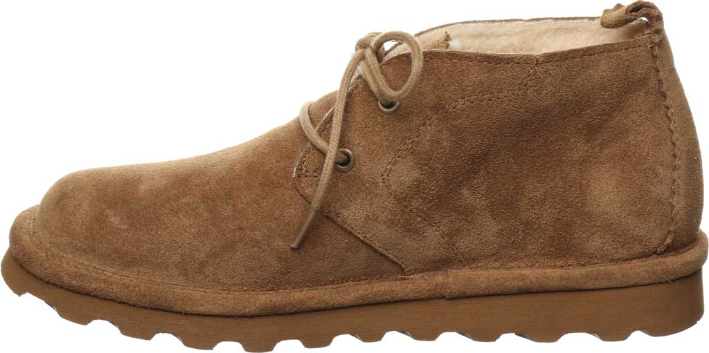 Women's Bearpaw Skye Chukka Boot, Hickory II Cow Suede, large, image 3