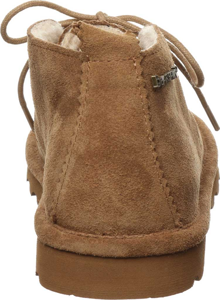 Women's Bearpaw Skye Chukka Boot, Hickory II Cow Suede, large, image 4