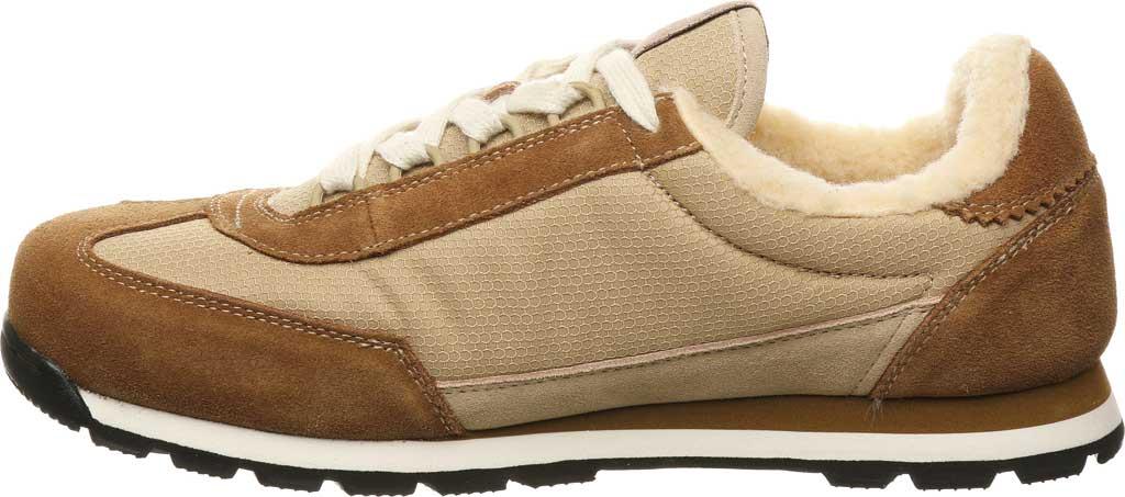 Men's Bearpaw Mogul Sneaker, Hickory II Suede/Nylon, large, image 3