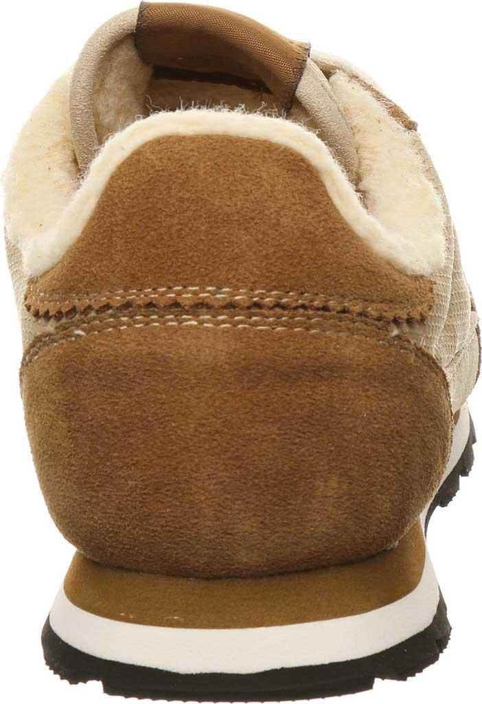 Men's Bearpaw Mogul Sneaker, Hickory II Suede/Nylon, large, image 4