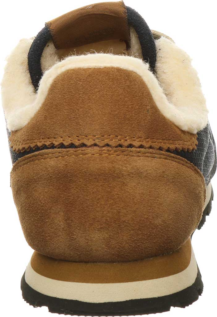 Men's Bearpaw Mogul Sneaker, Navy Suede/Nylon, large, image 4