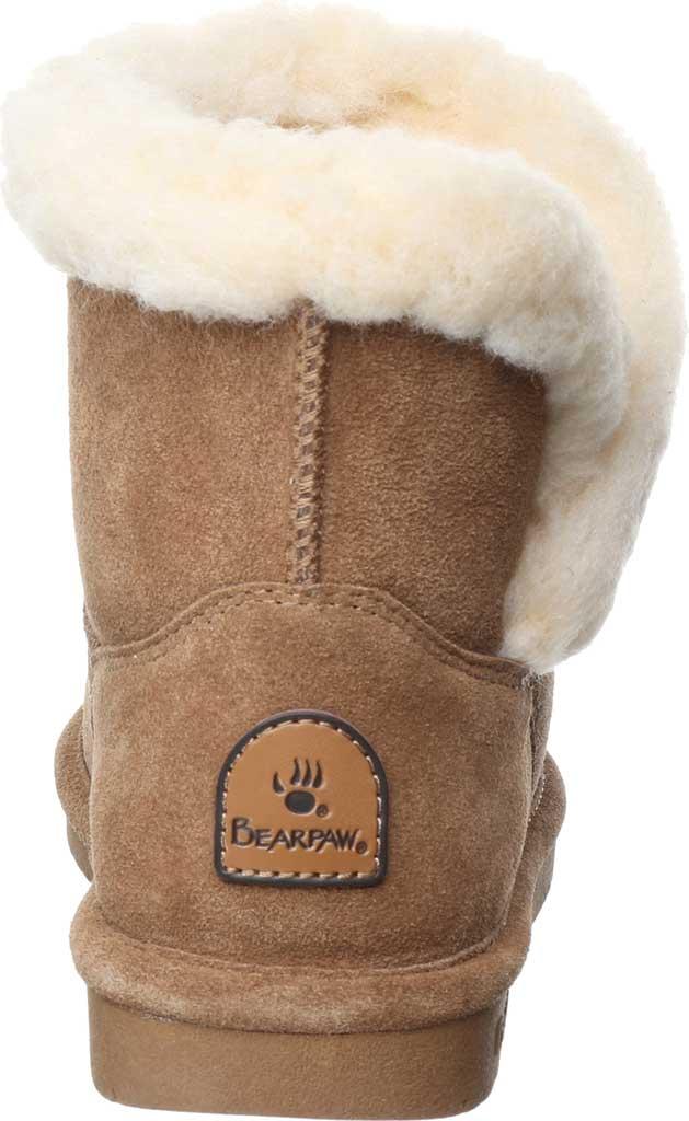 Women's Bearpaw Heidi II Short Boot, Hickory Suede, large, image 4
