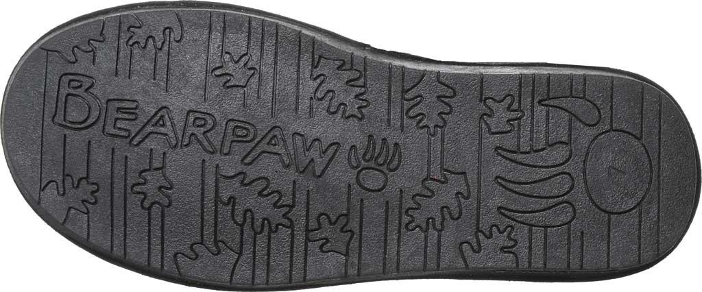 Women's Bearpaw Heidi II Short Boot, Black Suede, large, image 6