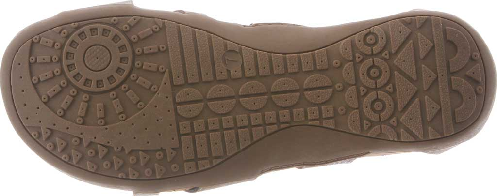 Women's Bearpaw Julianna II Strappy Sandal, Pewter Faux Leather, large, image 4