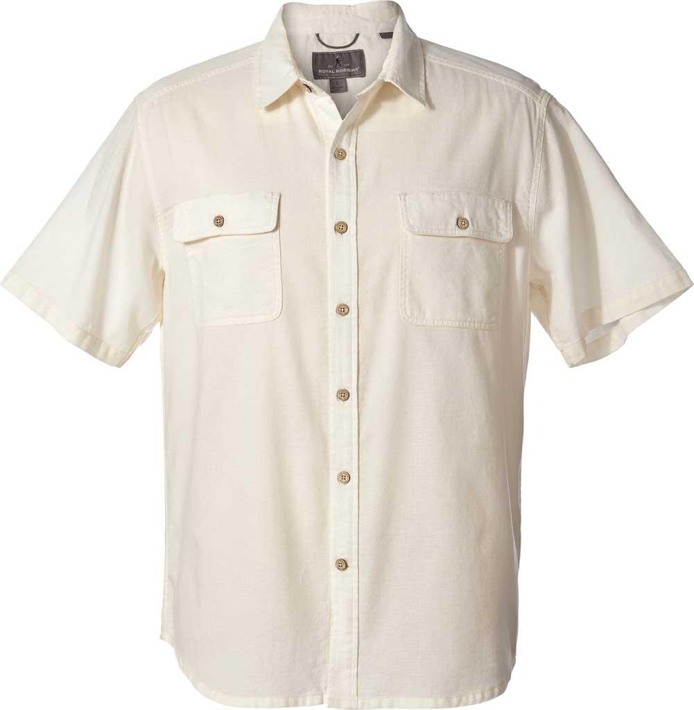 Men's Royal Robbins Cool Mesh Short Sleeve Shirt, , large, image 1