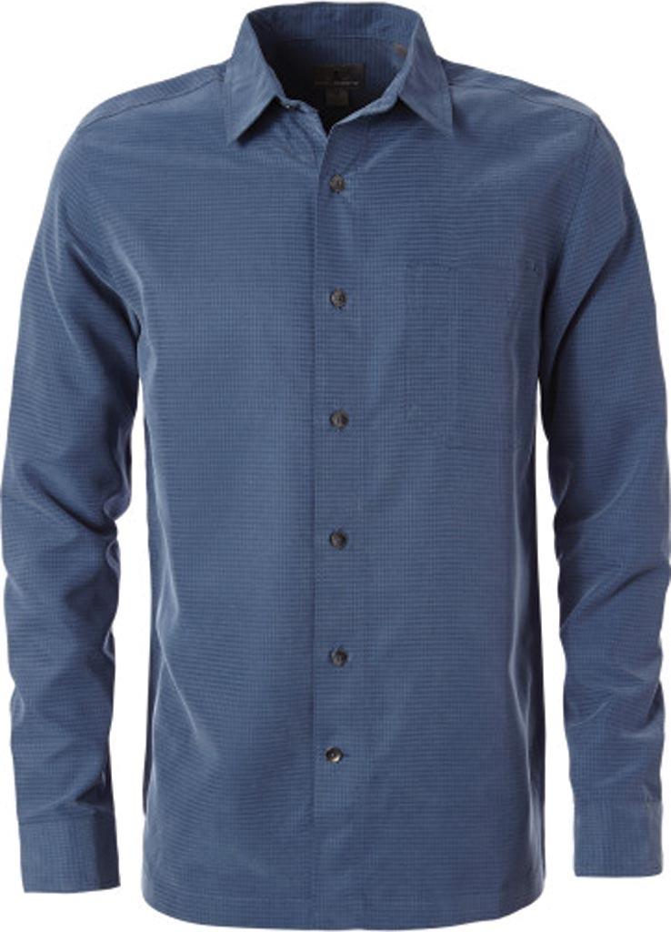 Men's Royal Robbins Desert Pucker Dry Long Sleeve Shirt - Big, , large, image 1