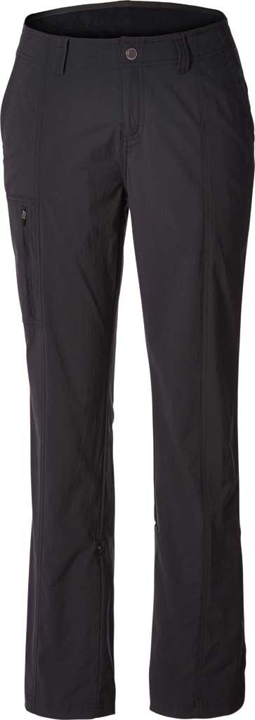 Women's Royal Robbins Discovery III Pant Short, Jet Black, large, image 1