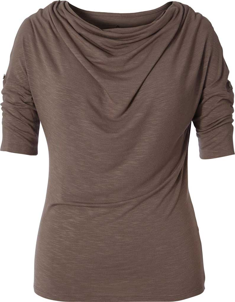 Women's Royal Robbins Noe Elbow Blouse, Falcon, large, image 1