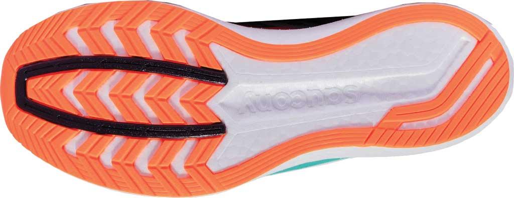 Men's Saucony Endorphin Speed 2 Running Sneaker, Scarlet/Black, large, image 5