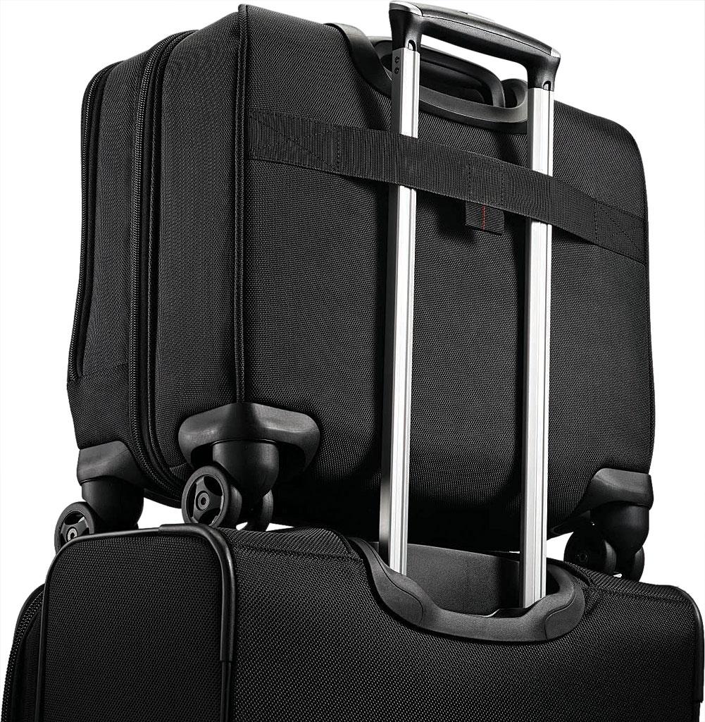 Samsonite Xenon 3.0 Spinner Mobile Office Bag, Black, large, image 6