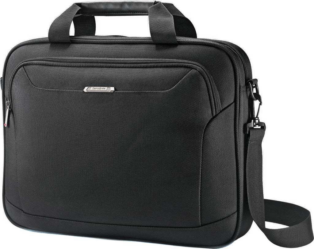 "Samsonite Xenon 3.0 15"" Laptop Shuttle Bag, Black, large, image 1"