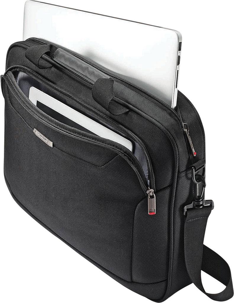 "Samsonite Xenon 3.0 15"" Laptop Shuttle Bag, Black, large, image 4"