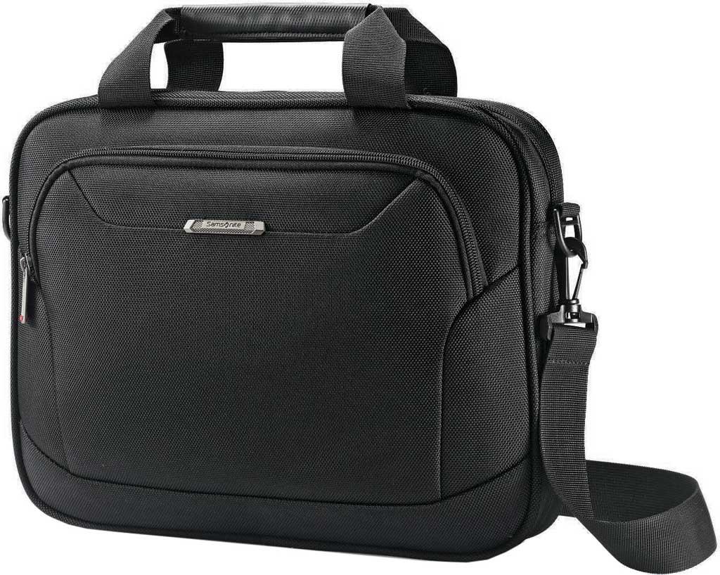"Samsonite Xenon 3.0 13"" Laptop Shuttle Bag, Black, large, image 1"