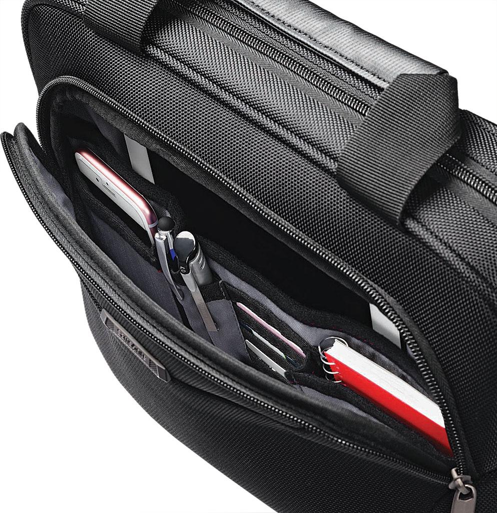 "Samsonite Xenon 3.0 13"" Laptop Shuttle Bag, Black, large, image 3"