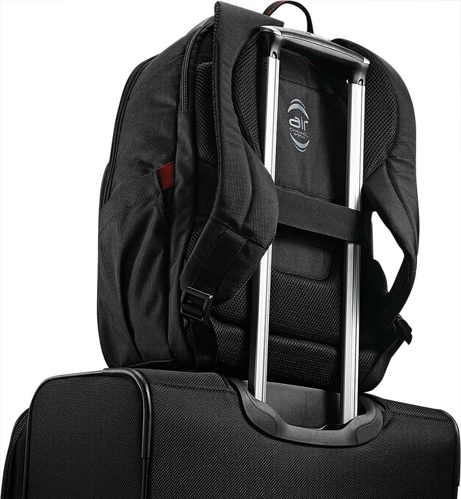 Samsonite Xenon 3.0 Slim Backpack, Black, large, image 5
