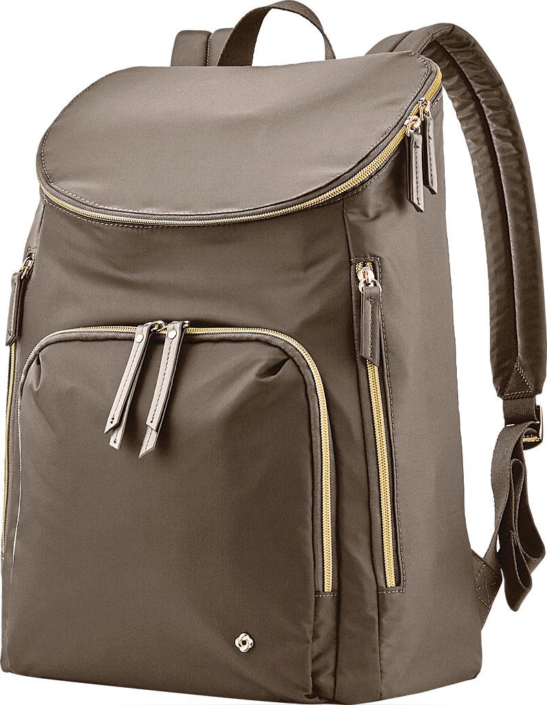 Women's Samsonite Mobile Solutions Deluxe Backpack, Caper Green, large, image 1