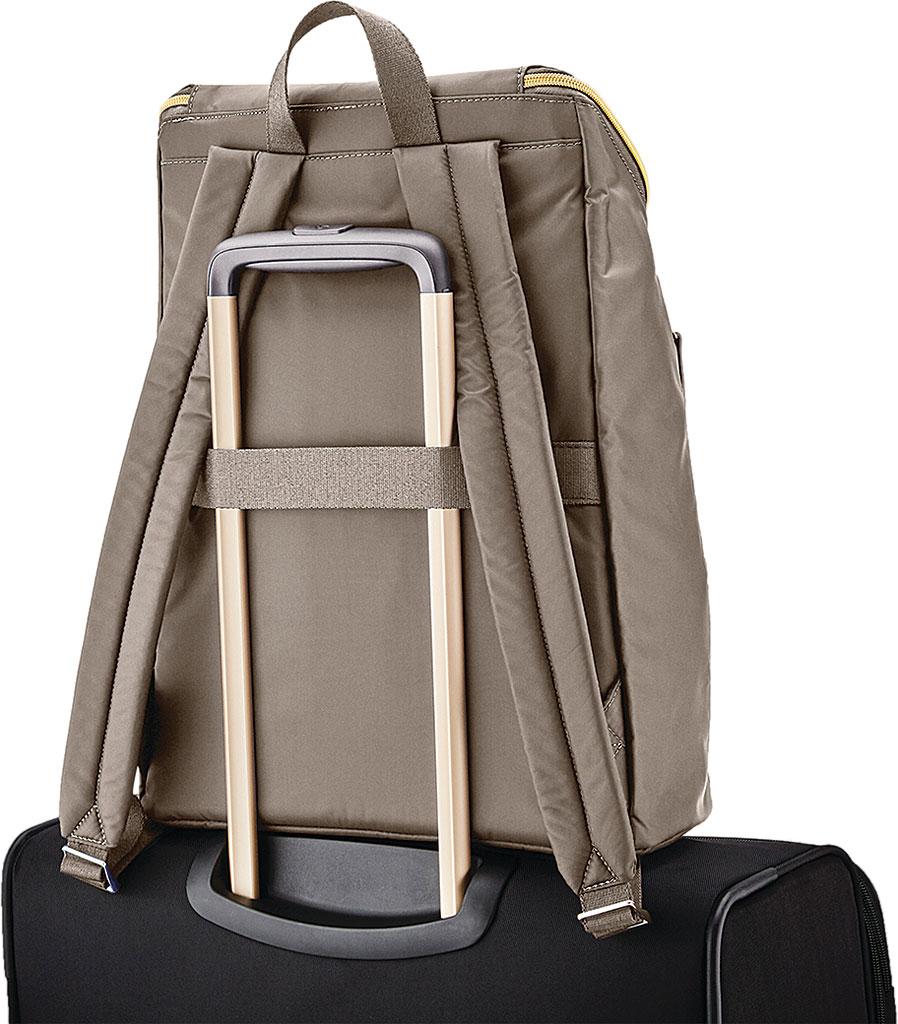 Women's Samsonite Mobile Solutions Deluxe Backpack, Caper Green, large, image 3