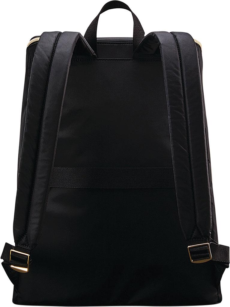 Women's Samsonite Mobile Solutions Deluxe Backpack, Black, large, image 2