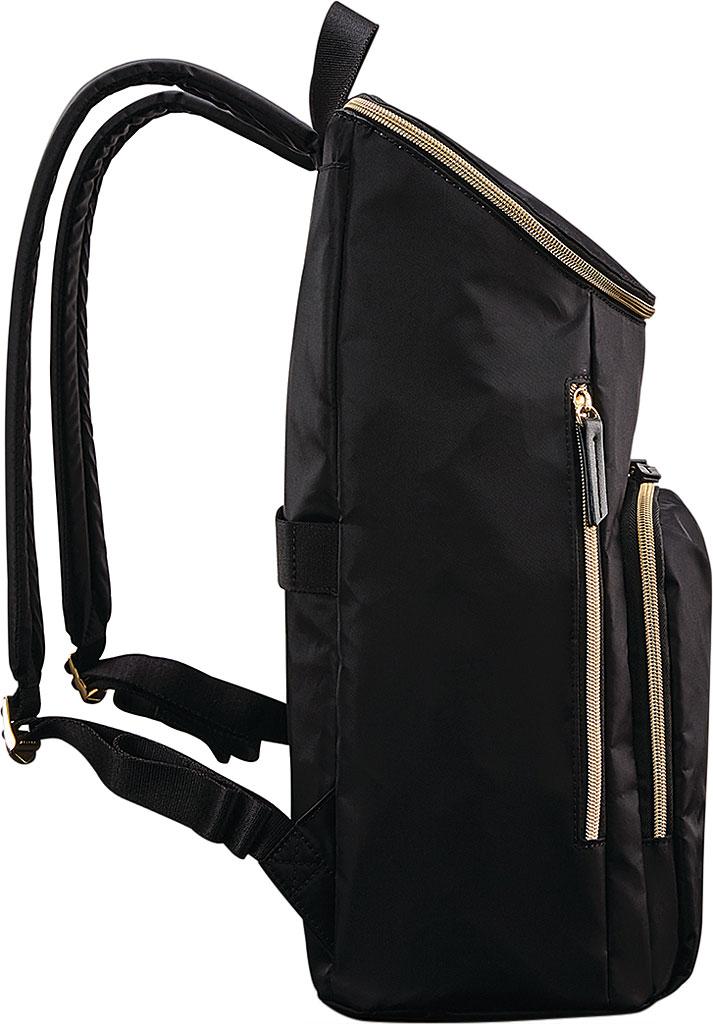 Women's Samsonite Mobile Solutions Deluxe Backpack, Black, large, image 3