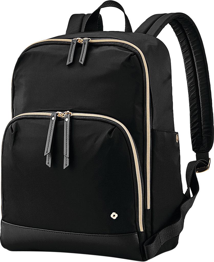 Women's Samsonite Mobile Solutions Classic Backpack, Black, large, image 1