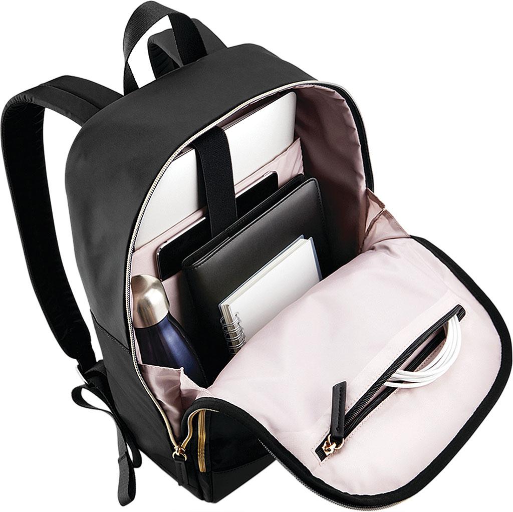 Women's Samsonite Mobile Solutions Classic Backpack, Black, large, image 3