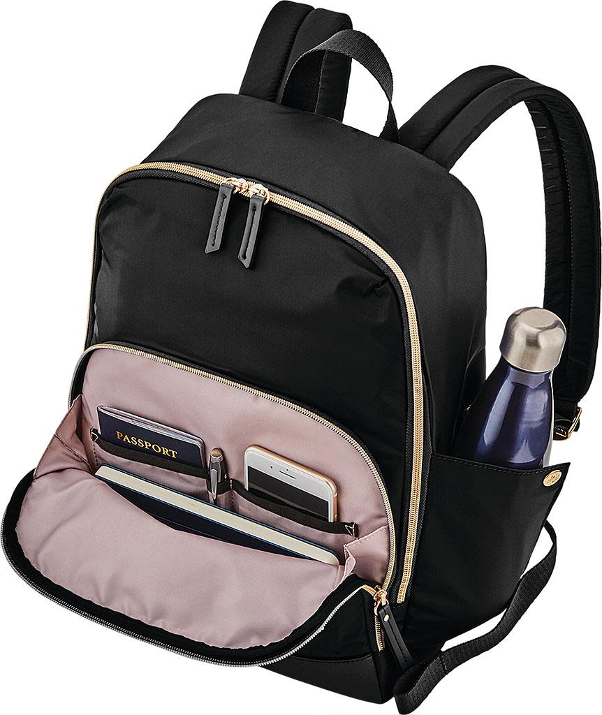 Women's Samsonite Mobile Solutions Classic Backpack, Black, large, image 4