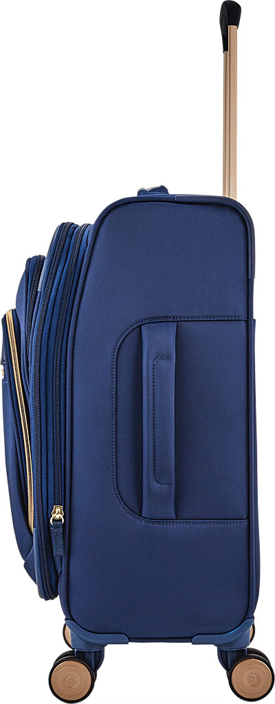 """Women's Samsonite Mobile Solutions 19"""" Expandable Spinner Luggage, Navy Blue, large, image 3"""