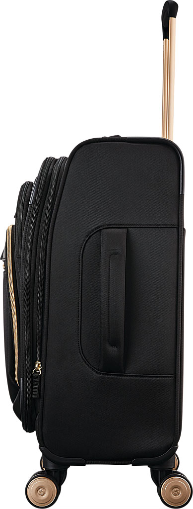 """Women's Samsonite Mobile Solutions 19"""" Expandable Spinner Luggage, Black, large, image 3"""