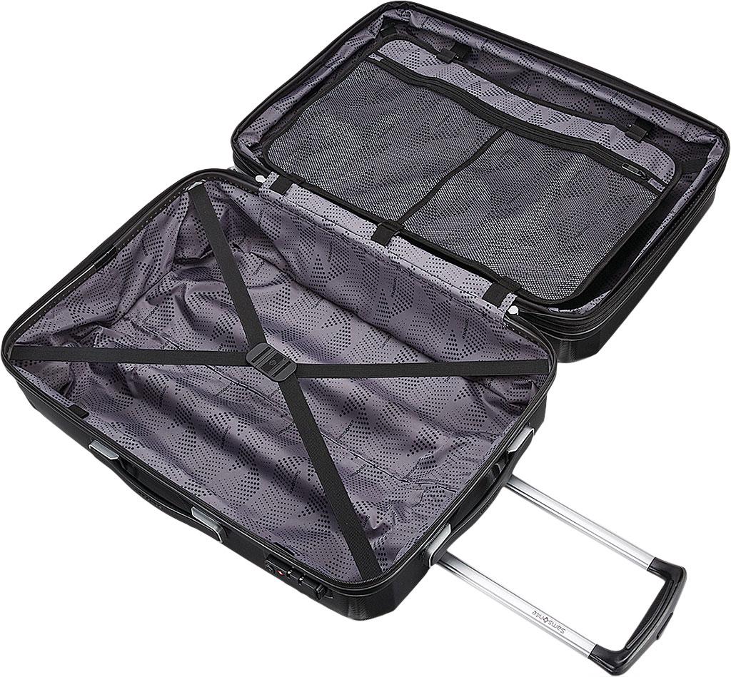"Samsonite Winfield 3 Deluxe 25"" Spinner Luggage, Black, large, image 2"