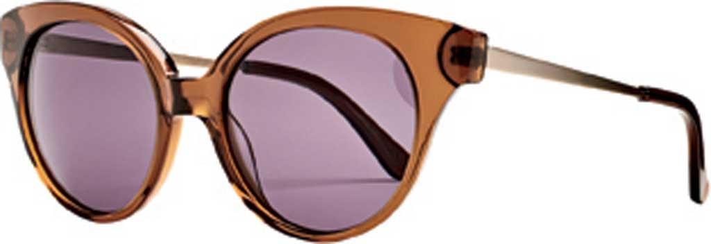 Women's San Diego Hat Company Acetate Oval Shape Lenses Sunglasses BSG1064, Blue, large, image 1