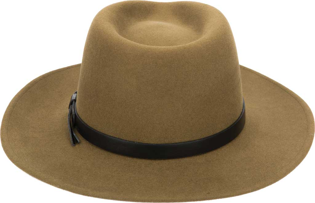 Men's San Diego Hat Company SDH9578 Cowboy Hat, Olive, large, image 1