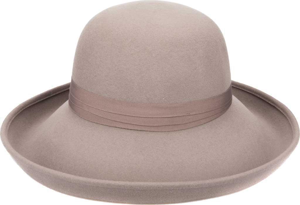 Women's San Diego Hat Company WFH8106 Wide Brim Hat, Mauve, large, image 1