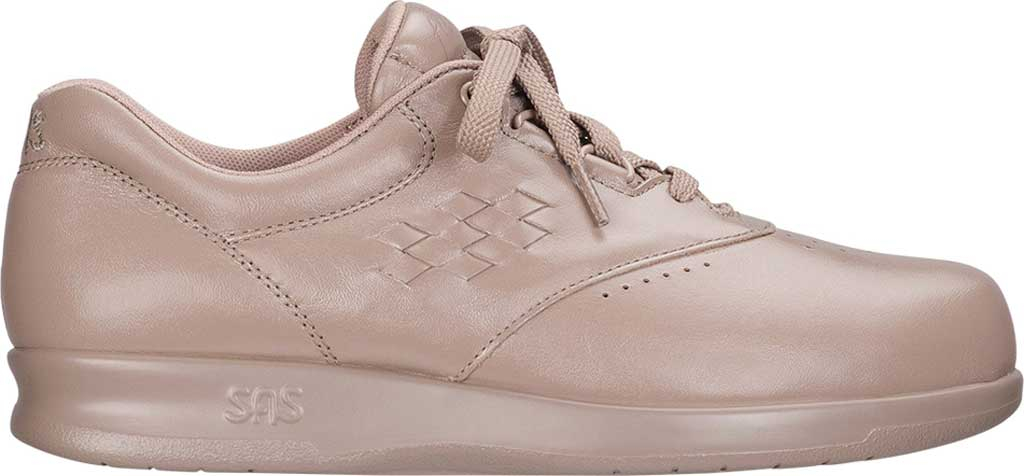 Women's SAS Free Time Sneaker, Mocha Leather, large, image 2