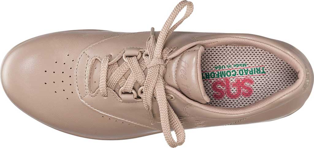 Women's SAS Free Time Sneaker, Mocha Leather, large, image 3