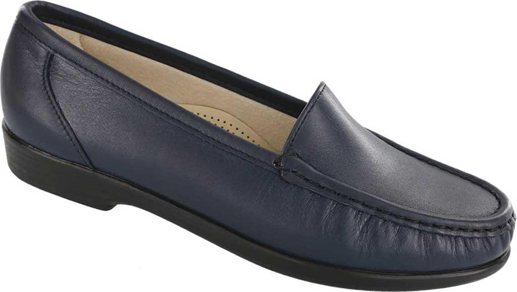 Women's SAS Simplify Moccasin Loafer, , large, image 1