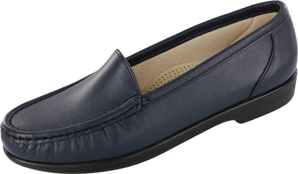 Women's SAS Simplify Moccasin Loafer, , large, image 3