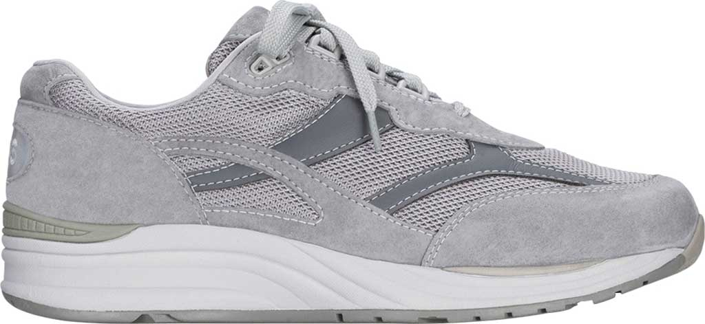 Men's SAS Journey Mesh Sneaker, Gray, large, image 2