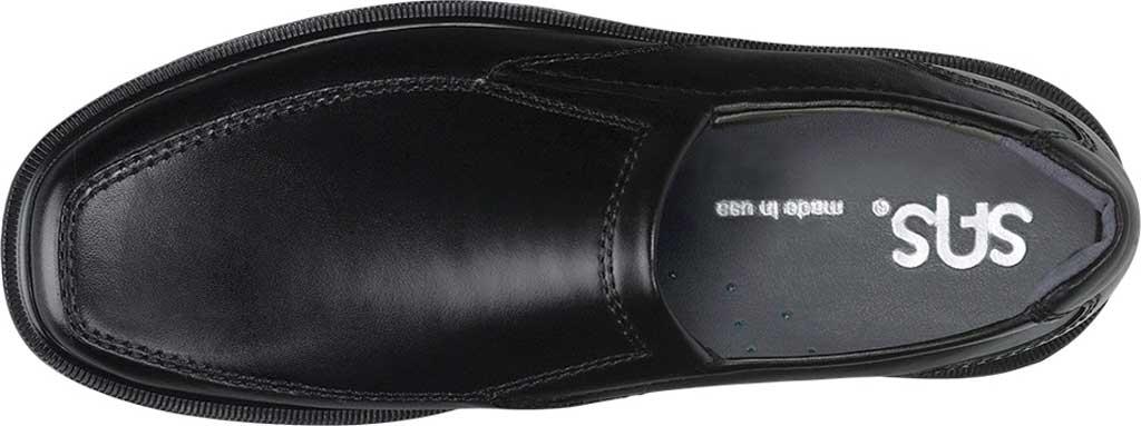 Men's SAS Diplomat Slip-On Moc Toe Shoe, , large, image 4