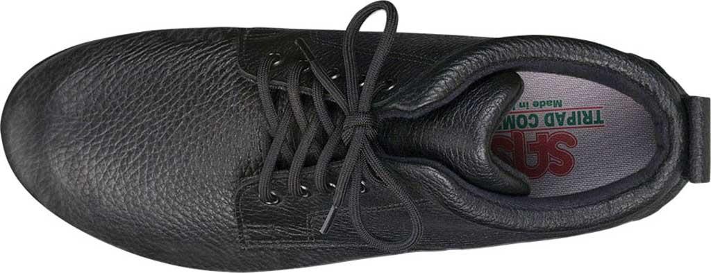 Women's SAS Alpine Non Slip Ankle Boot, Black Leather, large, image 3