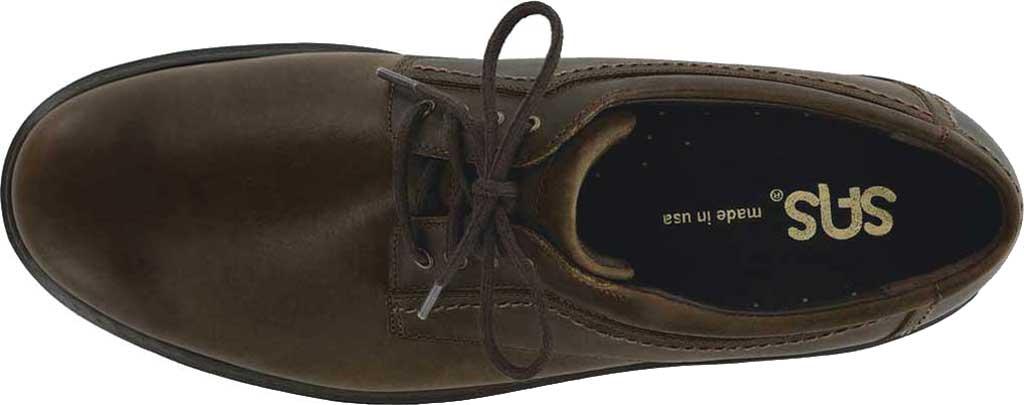Men's SAS Aden Plain Toe Oxford, , large, image 4