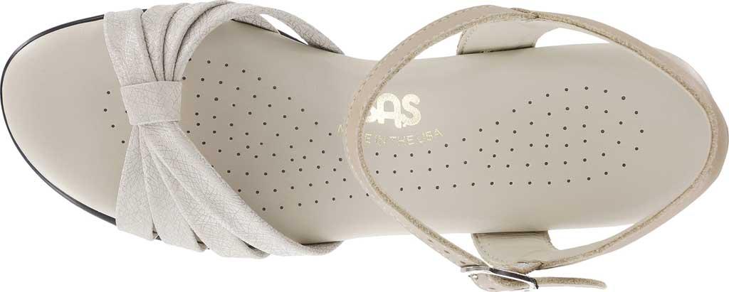 Women's SAS Strippy Quarter Strap Wedge Sandal, , large, image 4