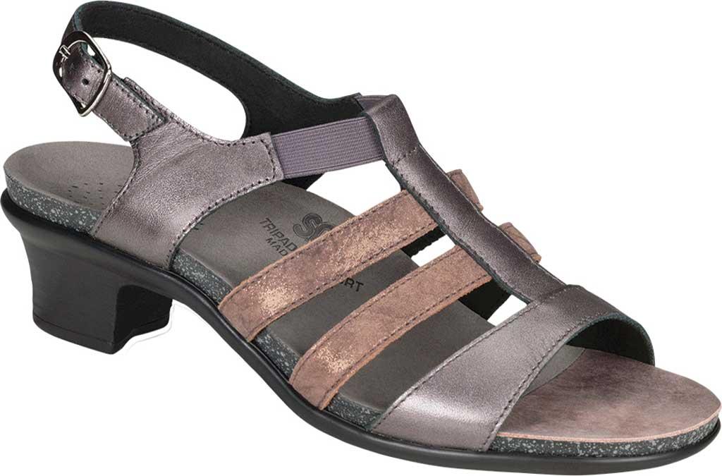 Women's SAS Allegro Heeled Strappy Sandal, , large, image 1