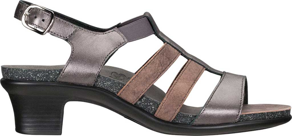Women's SAS Allegro Heeled Strappy Sandal, , large, image 2