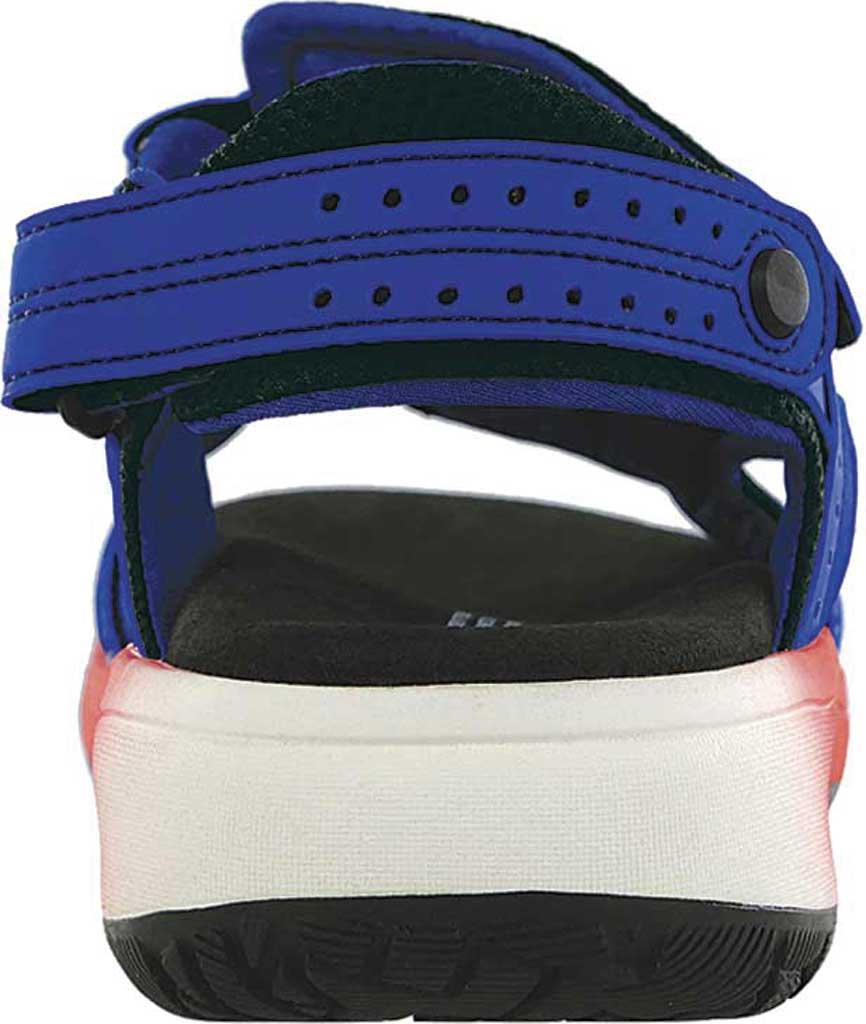 Women's SAS Embark Active Sandal, Cobalt Leather, large, image 3
