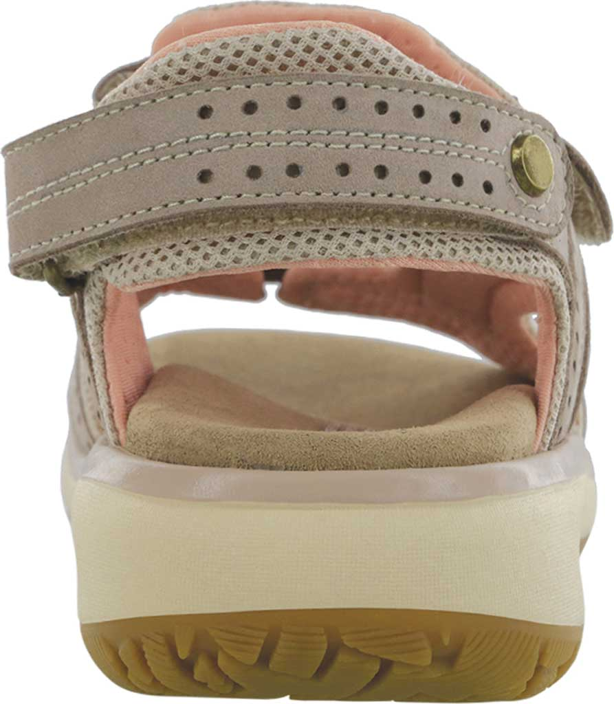 Women's SAS Embark Active Sandal, Taupe Leather, large, image 3
